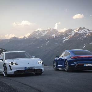 ポルシェの新型EV「タイカン」の革命
