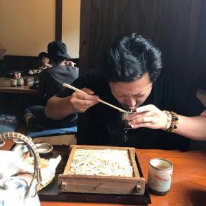 美味いお蕎麦を求めて短編ブログ。サイクロンタイフーン15.5号saku