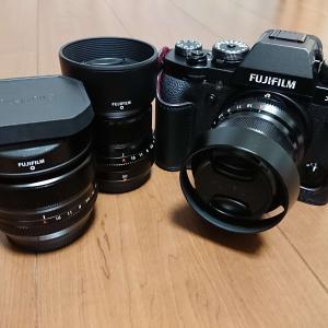 撮影シーンに応じて使い分けたい。お薦めの富士フイルム単焦点レンズ3選!