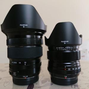 FUJIFILM XF14mmF2.8 R デジタル補正なしで周辺まで高い解像感を実現。
