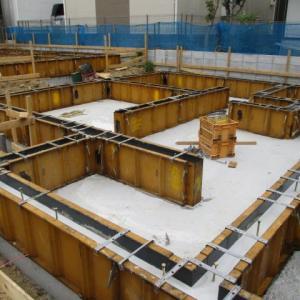 建設中新築戸建の最新現場写真を更新しました