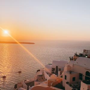 サントリーニ島の観光スポットは?絶対行きたい観光スポット『ベスト3』!!!!