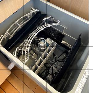五徳なども食洗機で