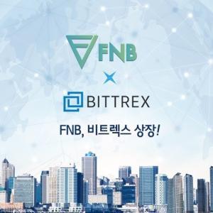 FNB Protocol、BITTREXに上場