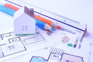 基礎工事① 基礎工事の計画をたてる。