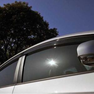 真夏の車内は超高温。効果的な温度の下げ方とは?