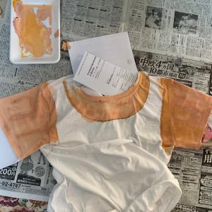 巨大メロンパンを作る@衣装小道具制作