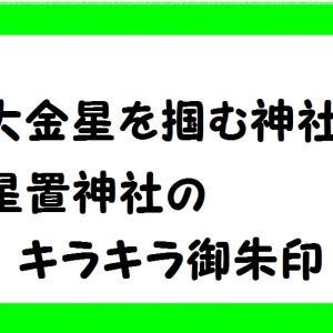 大金星を掴める星置神社【北海道のかっこいい御朱印】