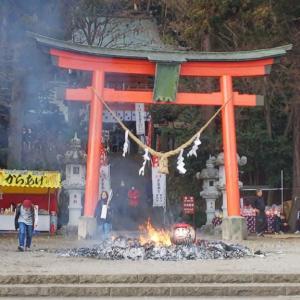 木幡神社の厄除け大祭