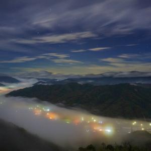 雲海に魅せられて