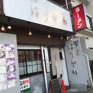 はりがね (博多ラーメン  広島市東白島)☆★★