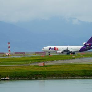岩国 MD11  FedEx