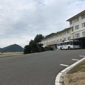 うさんちゅカフェ (竹原市大久野島)☆★★