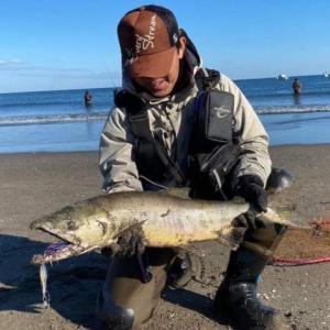 アキアジ釣り第15戦〜ニシヘヒガシヘ