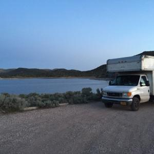Homemade RV (Recreational Vehicle) 自作キャンピングカー
