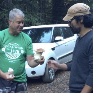 フツーのネイティヴ・インタヴュー: Randy talks about mushrooms