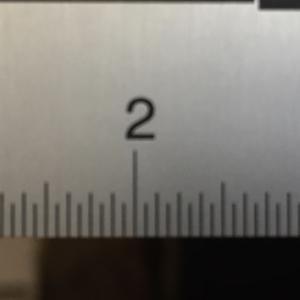 分数(fraction)は英語で言えるか?インチはメンドウだよね。