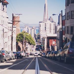 [回顧録]昔のワーホリ: ヒッピーなサンフランシスコの旅