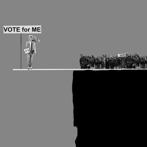 [米大統領選挙] 「フリンジ」がメインストリームになる恐怖