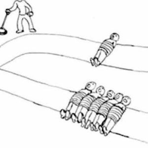 コロナ禍とトロッコ問題