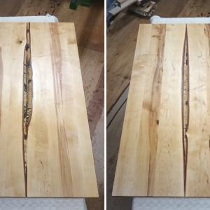 Retakkarダイニングテーブルの天板