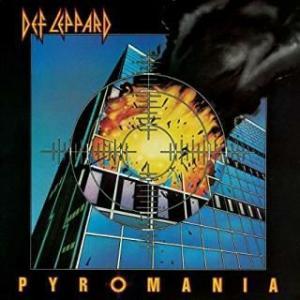【メタルへの道】Def Leppard『PYROMANIA』