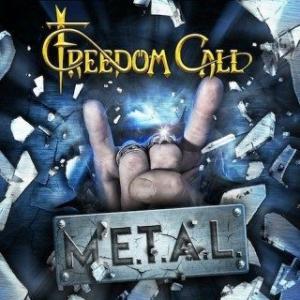 【新作レビュー】FREEDOM CALL『M.E.T.A.L.』