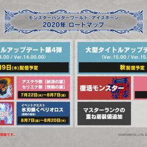 【2020/7/3(金)】最新のロードマップがこちら!【大型タイトルアップデート第4~5弾】