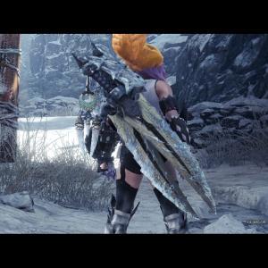 【凍刃】ベルゲルヴァトラの性能と作成に必要な素材【氷刃佩くベリオロス】