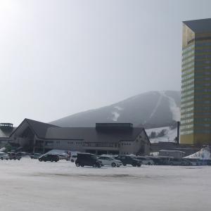 2020年今季 初滑り スノーボード APPI