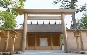 伊勢神宮への祈り 外宮 1
