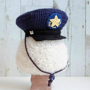 リクエスト制作『警察帽』