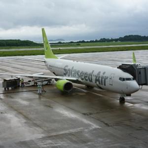 長崎空港737-800
