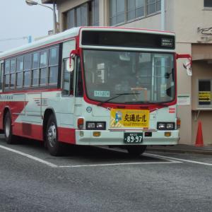 10年前のバス