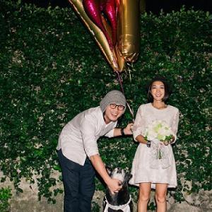 五月天の瑪莎が結婚