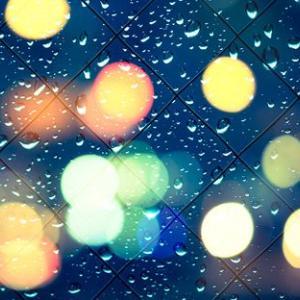 雨音だけが私の話相手なのです…