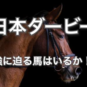 【日本優駿】日本ダービーの気になる馬ピックアップ
