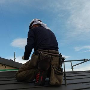 屋根の上のアスリート その3