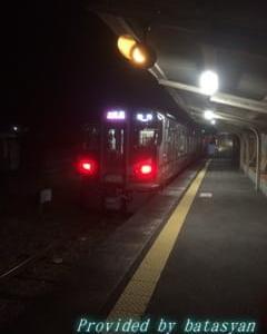 和歌山線もまもなくICOCA対応…(^^ゞ