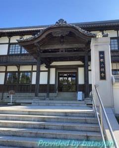 旧和歌山県議会議事堂(一乗閣)