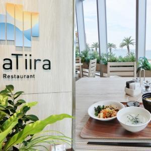 ダブルツリーbyヒルトン沖縄北谷リゾート レストランマティーラの朝食ビュッフェ