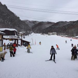シーズン2日目 やぶはら高原スキー場