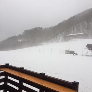 シーズン3日目 やぶはら高原スキー場