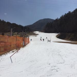 シーズン5日目 治部坂高原スキー場
