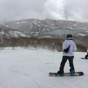 シーズン9日目 かぐら田代みつまたスキー場