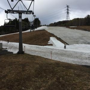 シーズン10日目 かぐら田代みつまたスキー場