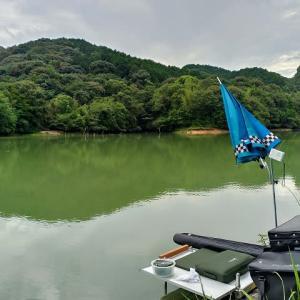 8月30日松坂池