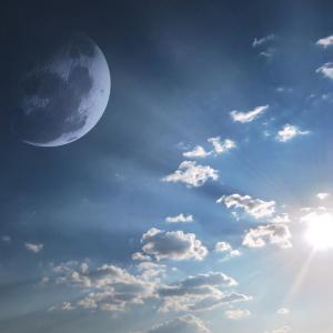 水瓶座新月~新しい目覚めと旅立ち