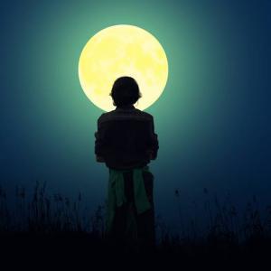 水瓶座満月~見つめるべきは自分