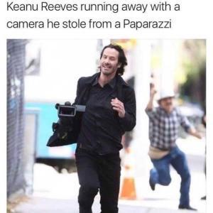 キアヌ・リーヴスとかいう隙あらばホームレスになろうとする俳優